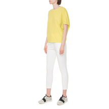 Футболка женская  Цвет:желтый Артикул:0579614 2