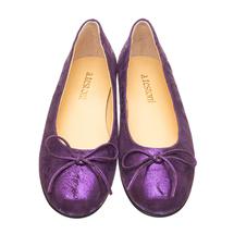 Балетки женские  Цвет:фиолетовый Артикул:0262008 2