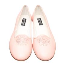 Балетки женские  Цвет:розовый Артикул:0262009 2