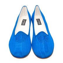 Балетки женские  Цвет:синий Артикул:0262010 2