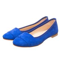 Балетки женские  Цвет:синий Артикул:0262015 1