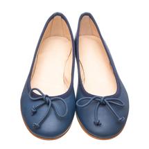 Балетки женские  Цвет:синий Артикул:0262016 2