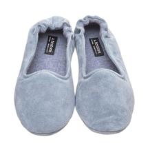 Туфли домашние женские  Цвет:голубой Артикул:0261925 2