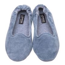 Туфли домашние женские  Цвет:синий Артикул:0261925 2