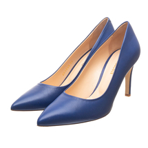 Туфли женские  Цвет:синий Артикул:0262033 1