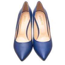 Туфли женские  Цвет:синий Артикул:0262033 2