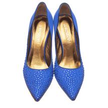 Туфли женские  Цвет:синий Артикул:0262036 2