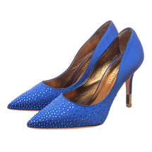 Туфли женские  Цвет:синий Артикул:0262036 1