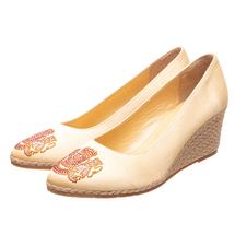 Туфли женские  Цвет:бежевый Артикул:0262042 1