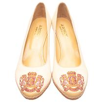 Туфли женские  Цвет:бежевый Артикул:0262042 2