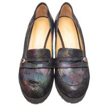 Туфли женские  Цвет:мультиколор Артикул:0262046 2