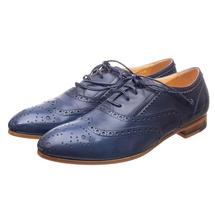 Туфли женские  Цвет:синий Артикул:0262050 1
