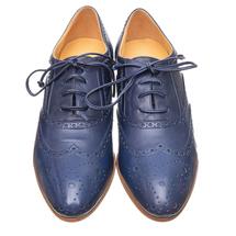 Туфли женские  Цвет:синий Артикул:0262050 2