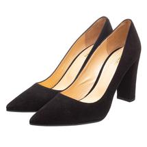 Туфли женские  Цвет:черный Артикул:0262038 1