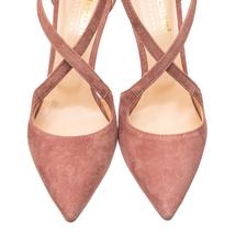 Туфли женские  Цвет:розовый Артикул:0262039 2