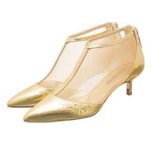 Ботильоны женские  Цвет:золотой Артикул:0262070 1