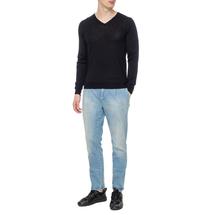 Пуловер мужской  Цвет:черный Артикул:0970264 2