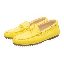 Мокасины женские  Цвет:желтый Артикул:0262114 1