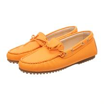 Мокасины женские  Цвет:оранжевый Артикул:0262114 1
