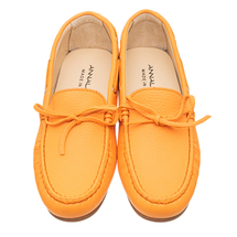 Мокасины женские  Цвет:оранжевый Артикул:0262114 2