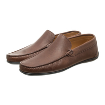 Мокасины мужские  Цвет:коричневый Артикул:0359801 1
