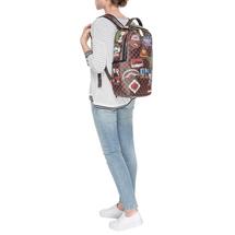 Рюкзак  Цвет:коричневый Артикул:0167971 2