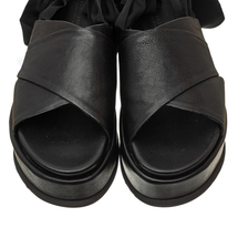 Сабо женские  Цвет:черный Артикул:0262132 2
