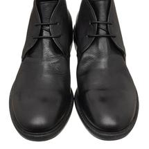 Ботинки мужские  Цвет:черный Артикул:0359834 2