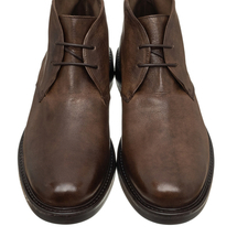 Ботинки мужские  Цвет:коричневый Артикул:0359835 2