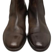Ботинки мужские  Цвет:коричневый Артикул:0359839 2