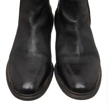 Ботинки мужские  Цвет:черный Артикул:0359840 2