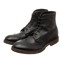 Ботинки мужские  Цвет:коричневый Артикул:0359841 1