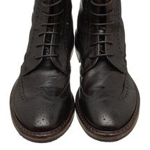 Ботинки мужские  Цвет:коричневый Артикул:0359841 2