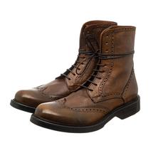 Ботинки мужские  Цвет:коричневый Артикул:0359842 1