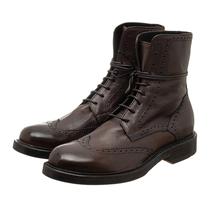 Ботинки мужские  Цвет:коричневый Артикул:0359843 1