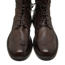 Ботинки мужские  Цвет:коричневый Артикул:0359843 2