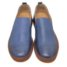 Слипоны мужские  Цвет:синий Артикул:0359816 2