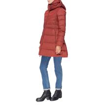 Пальто женское  Цвет:красный Артикул:0661384 2