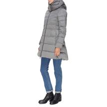 Пальто женское  Цвет:серый Артикул:0661384 2