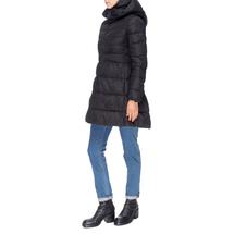 Пальто женское  Цвет:черный Артикул:0661384 2