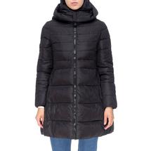 Пальто женское  Цвет:черный Артикул:0661384 1