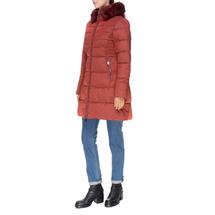 Пальто женское  Цвет:красный Артикул:0661385 2