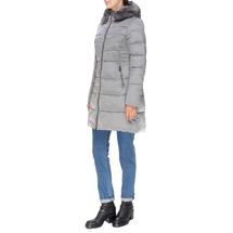 Пальто женское  Цвет:серый Артикул:0661385 2