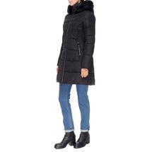 Пальто женское  Цвет:черный Артикул:0661385 2
