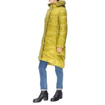 Пальто женское  Цвет:салатовый Артикул:0661386 2