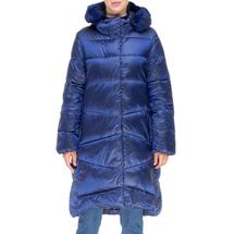 Пальто женское  Цвет:синий Артикул:0661386 1