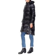 Пальто женское  Цвет:черный Артикул:0661386 2
