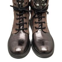 Ботинки женские  Цвет:коричневый Артикул:0262214 2