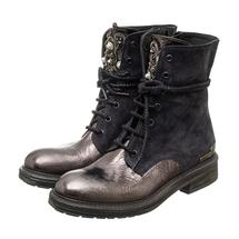 Ботинки женские  Цвет:черный Артикул:0262214 1