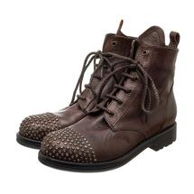 Ботинки женские  Цвет:коричневый Артикул:0262215 1
